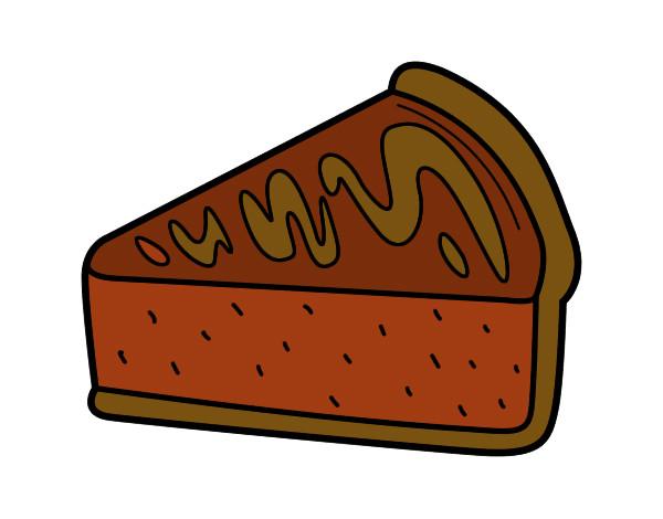 gateau-au-caramel-aliments-produits-laitiers-et-desserts-colorie-par-fredo-61942